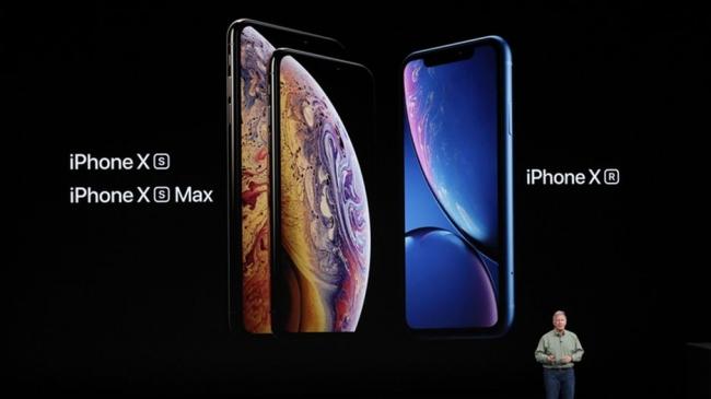 Apple announces 3 new iPhones 2018 iPhone XS iPhone Xs Max iPhone XR