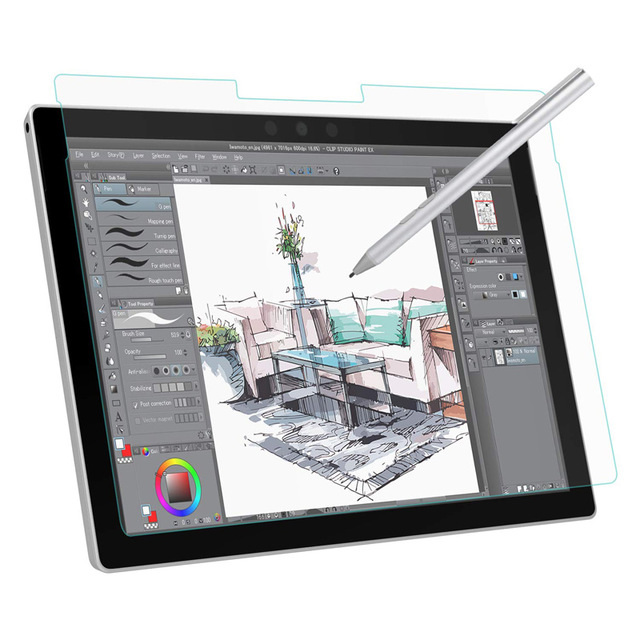 What is a iPad paper like film, should I buy one?