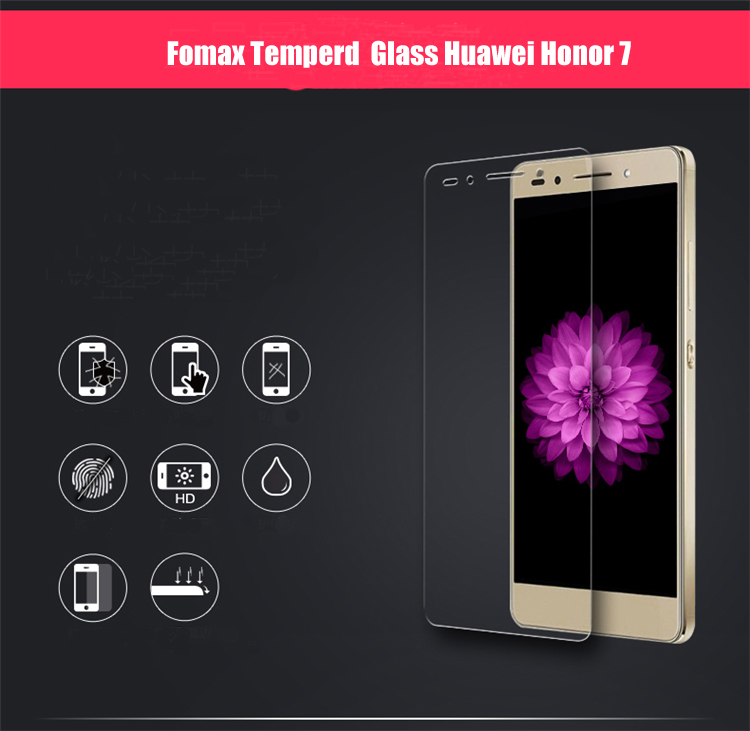 Huawei Honor 7 tempered glass