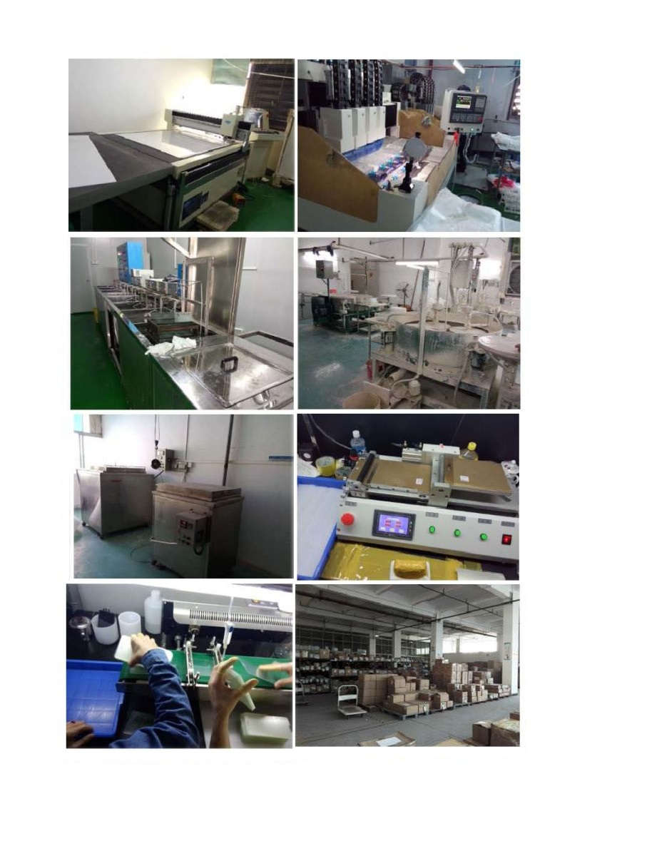 Fomax tempered glass factory visit factory tour