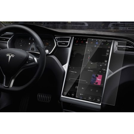 tesla touch panel screen protector