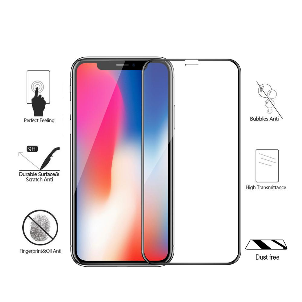 iphone x glass wholesale made in china fomax