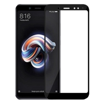 Xiaomi Redmi Note 5 Pro full cover tempered glass with full glue