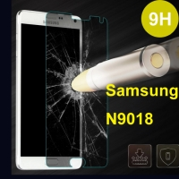 Factory screen protector for Samsung note4 high tempered glass screen protector N9108