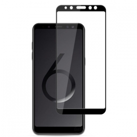China supplier wholesale best tempered glass screen protector for Samsung Galaxy A6 2018