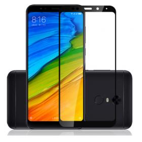 Premium tempered glass screen protectors full glue for Xiaomi Redmi 5 Plus