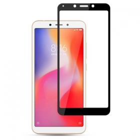 Full Cover Protection Tempered Glass Screen Protector Case for Xiaomi Redmi 6 Glass Film Cover