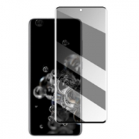 Samsung S20 Plus 3D Black Privacy tempered glass screen protector