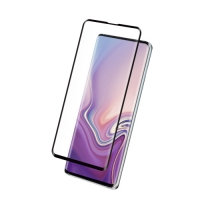 Fomax Glass for Samsung Galaxy S10 Tempered Glass Screen Protector 3D Curved Full Cover Edge by Edge