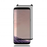 Case friendly Samsung S9 privacy screen protector real 9H tempered glass