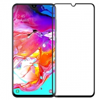Samsung A70 full coverage full tempered glass
