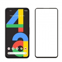 Pixel 4A full glue tempered glass screen protector