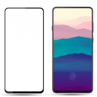 Samsung A90 full coverage full tempered glass