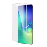 Samsung S10 Plus full glue UV curved tempered glass screen protector