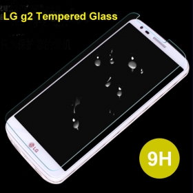 Tempered glass screen film for LG G2