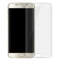 Samsung galaxy S7 edge Super Glass Full Transparent Tempered Glass