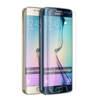 Ultra Clear Anti Shock TPU Screen Protector for Samsung Galaxy S6 Edge