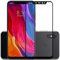 Xiaomi Pocophone F1 Full Cover Tempered Glass 2.5D screen protector
