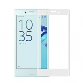 Sony Xperia XZ Full Cover 9H Premium Tempered Glass Screen Protector Film