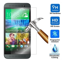 HTC One E8 Premium Tempered Glass Screen Protector