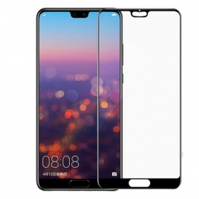 Huawei P20 full cover tempered glass screen protector