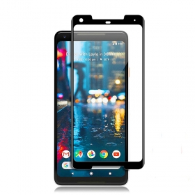 Google Pixel 2 XL 3D Curved Tempered Glass Screen Protector
