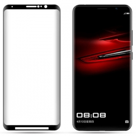 Huawei Mate RS Screen Guard 3D Curved Tempered Glass Full Coverage