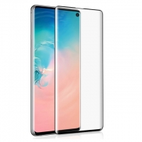 Samsung Galaxy S10 Plus HD Curved Screen Protector Film with Easy App Installation Tray