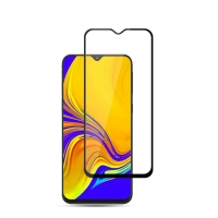 Samsung M10 Full Coverage Tempered Glass best Screen Protector for Galaxy M10