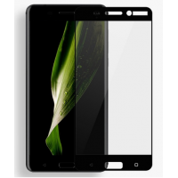 Nokia 8 full coverage tempered glass screen protector
