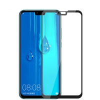 Full Glue Tempered Glass Screen Protector for Huawei Y9 2019