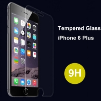 China Supplier tempered glass for iphone6 plus