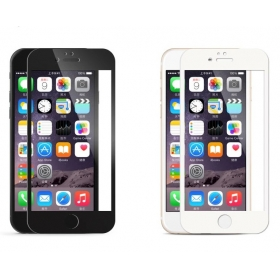 iPhone 6 Silk Print Colored Explosion-proof Tempered Glass Film Screen Protector