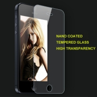 Tempered glass screen protector for iphone5S