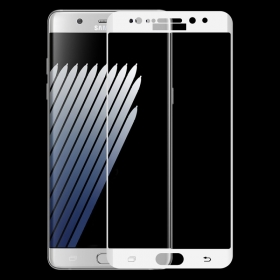 Samsung Galaxy Note 7 Curved Full Size 3D Tempered Glass Screen Protector
