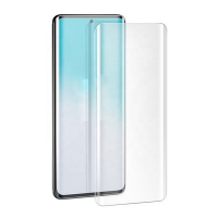 Samsung S20 Plus full glue UV curved tempered glass screen protector