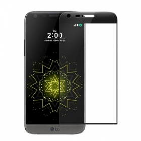 LG G5 3D Full Cover Tempered Glass Screen Protector