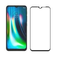 Motorola Moto G9 full coverage tempered glass screen protector