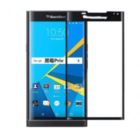 3D Full Coverage 9H Curved Explosion-proof Tempered Glass Screen Protector for BlackBerry Priv