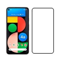 Google Pixel 4A 5G tempered glass full glue black