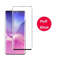 Samsung S10 3D Curved Full Glue Tempered Glass Screen Protector