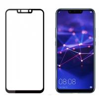 Huawei mate 20 Lite tempered glass full screen protector-Black