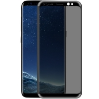 Samsung S9 privacy screen protector real 9H tempered glass with privacy film anti spy function