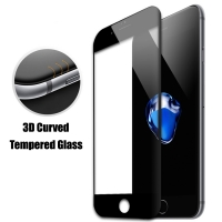 iPhone 7 Screen Protector 3D Curved Tempered Glass
