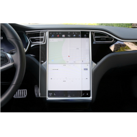 Tesla Model 3 Navigation Touch Panel HD Clear Durable Tempered Glass Protective Film
