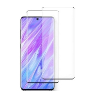 Samsung S20 Ultra 3D Curved Full Screen Tempered Glass Screen Protector