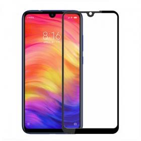 Xiaomi Mi Store Selling Tempered Glass Redmi 7 Full Cover Tempered Glass no hallo effect