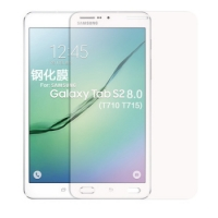 Premium Tempered Glass Screen Protector for Samsung Tab S2 8.0 T715 T710