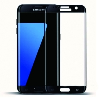 Samsung Galaxy S7 edge Tempered Glass Screen Protector with 3D Curved Edge