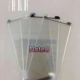Samsung Galaxy Note 8 3D Tempered Glass